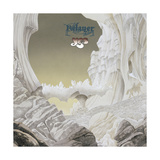 YES - Relayer 1974 - Back Art by  Epic Rights