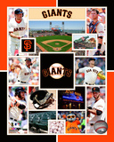 San Francisco Giants 2015 Team Composite Photo