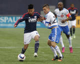 MLS: Montreal Impact at New England Revolution Photo by Stew Milne
