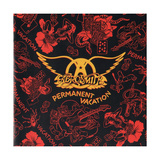 Aerosmith - Permanent Vacation 1987 Plakater af Epic Rights