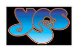 YES - Original Logo Giclee-tryk i høj kvalitet af Epic Rights