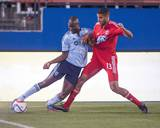 MLS: Sporting KC at FC Dallas Photo by Jerome Miron