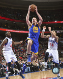 David Lee 2014-15 Action Photo