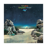 YES - Tales from Topographic Oceans 1973 Plakater af Epic Rights
