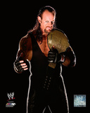 The Undertaker 2009 With Belt Photo