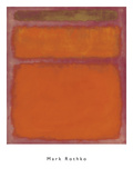 Orange, Red, Yellow, 1961 Giclee Print by Mark Rothko