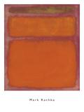 Orange, Red, Yellow, 1961 ジクレープリント : マーク・ロスコ