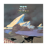 YES - Drama 1980 Prints by  Epic Rights
