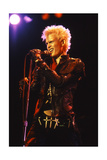 Billy Idol - Flesh for Fantasy '84 Photo af Epic Rights