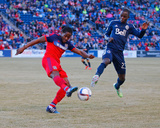 Mls: Vancouver Whitecaps at Chicago Fire Photo by Dennis Wierzbicki