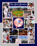 New York Yankees 2015 Team Composite Photo