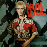 Billy Idol - Billy Idol Alternate 1982 Print by  Epic Rights