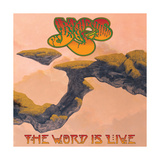 YES - The Word is Live 2005 Kunst af Epic Rights