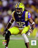 Jalen Collins LSU Tigers 2014 Action Photo