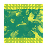 Jefferson Airplane - Human Be-in Print by  Epic Rights