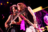 Aerosmith - Tyler Perry Duo 2014 Photo af Epic Rights