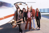 Aerosmith - Live! Bootleg Tour 1978 Photo af Epic Rights