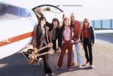 Aerosmith - Live! Bootleg Tour 1978 Poster von  Epic Rights