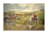 The Quorn Muxlow Premium Giclee Print by John King