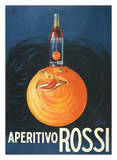 Aperitivo Rossi Poster by Jean Droit