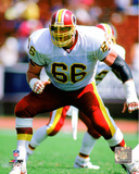 Joe Jacoby 1992 Action Photo