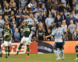 MLS: Portland Timbers at Sporting KC Photo by Peter G Aiken