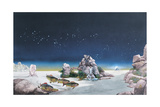 YES - Tales from Topographic Oceans - Inner Sleeve Posters by  Epic Rights