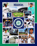 Seattle Mariners 2015 Team Composite Photo