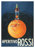 Aperitivo Rossi Prints by Jean Droit