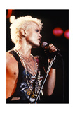 Billy Idol - Eyes Without a Face 1984 Foto von  Epic Rights