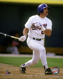 Rafael Palmeiro Action Photo