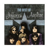 Jefferson Airplane - The Best of Jefferson Airplane 1996 Posters af Epic Rights
