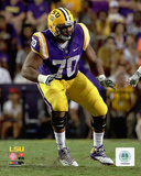 La'el Collins LSU Tigers 2014 Action Photo