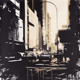 New York Street II Giclee Print by Kris Hardy