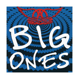 Aerosmith - Big Ones 1994 Art by  Epic Rights