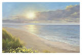 Beach Serenity Posters by Diane Romanello