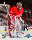Petr Mrazek 2014-15 Action Photo
