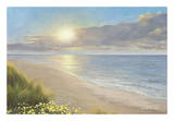 Beach Serenity Prints by Diane Romanello