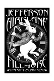 Jefferson Airplane - Fillmore Rabbit 1967 Posters af Epic Rights