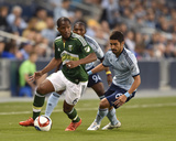MLS: Portland Timbers at Sporting KC Foto af Peter G Aiken