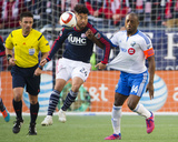 Mls: Montreal Impact at New England Revolution Photo by Winslow Townson