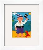 Treasure Island II Print by Sophie Harding