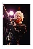 Billy Idol - On Tour 1984 Photo by  Epic Rights