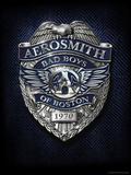 Aerosmith - Splatter Logo Kunstdrucke von  Epic Rights
