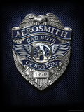 Aerosmith - Splatter Logo Posters by  Epic Rights