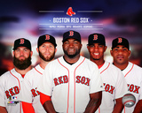 Boston Red Sox 2014 Team Composite Photo