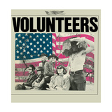 Jefferson Airplane - Volunteers 1969 Kunst af Epic Rights