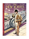 The New Yorker Cover - January 17, 1931 Premium Giclee Print by Peter Arno