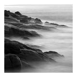 Rocks in Mist 1 Prints