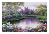 Springtime Symphony Prints by Diane Romanello